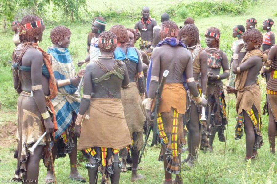 Omo Valley TRIBES ETHIOPIA