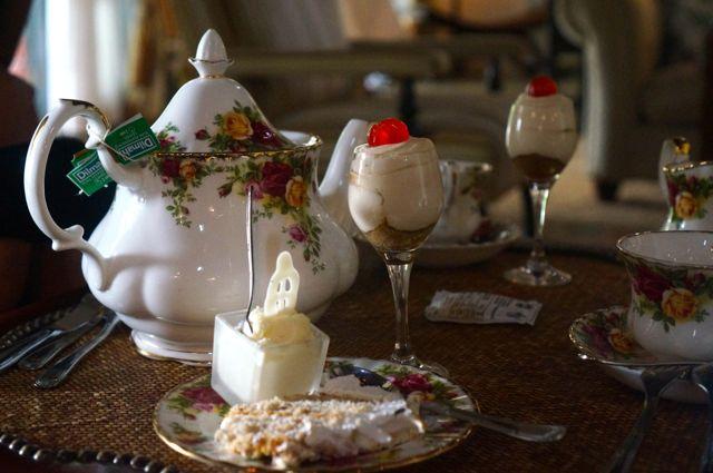 High Tea At The Royal Livingstone Hotel - Travel Zambia
