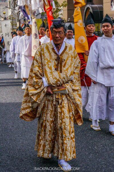 nara festival in japan