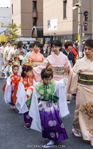 nara festival in japan tradition