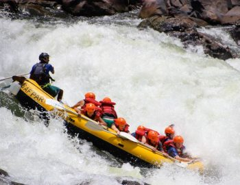 White Water Rafting Victoria Falls (Things To Do At Victoria Falls)