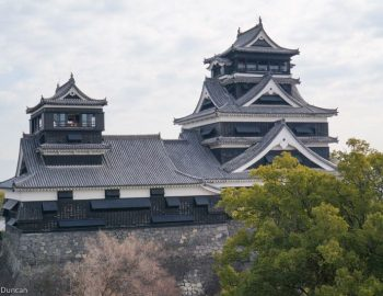 Kumamoto Castle and The Last Stand of The Samurai