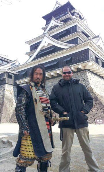 samurai kumamoto