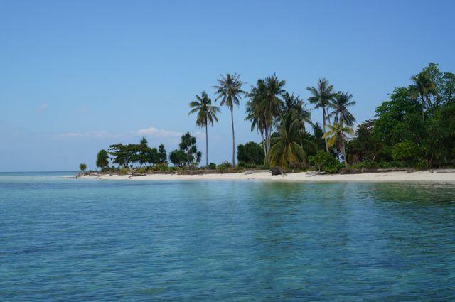 Island near sipidan