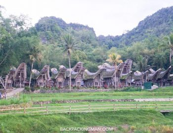 What To Do In Tana Toraja Sulawesi (Funerals And Hiking Advice)