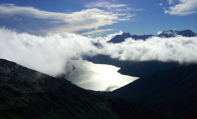 lake on kepler track
