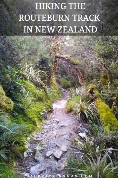 Hiking The Routeburn Track In New Zealand
