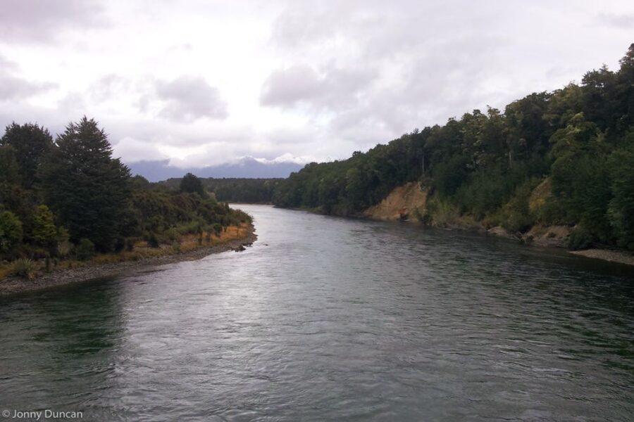 Kepler track river