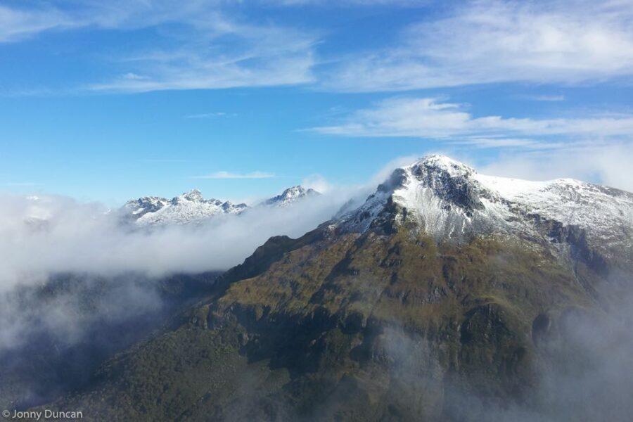 mountains New Zealand