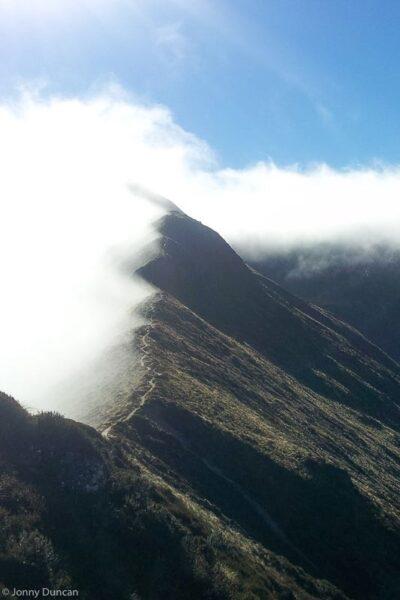 kepler track mountains