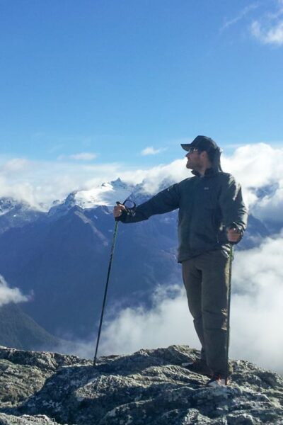 routeburn hiking