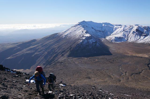 Mount Ngauruhoe Tongariro