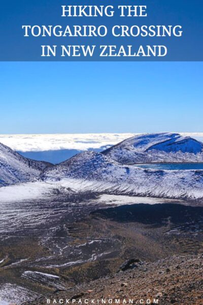 Tongariro Crossing Trek In New Zealand – Trekking Through Mordor