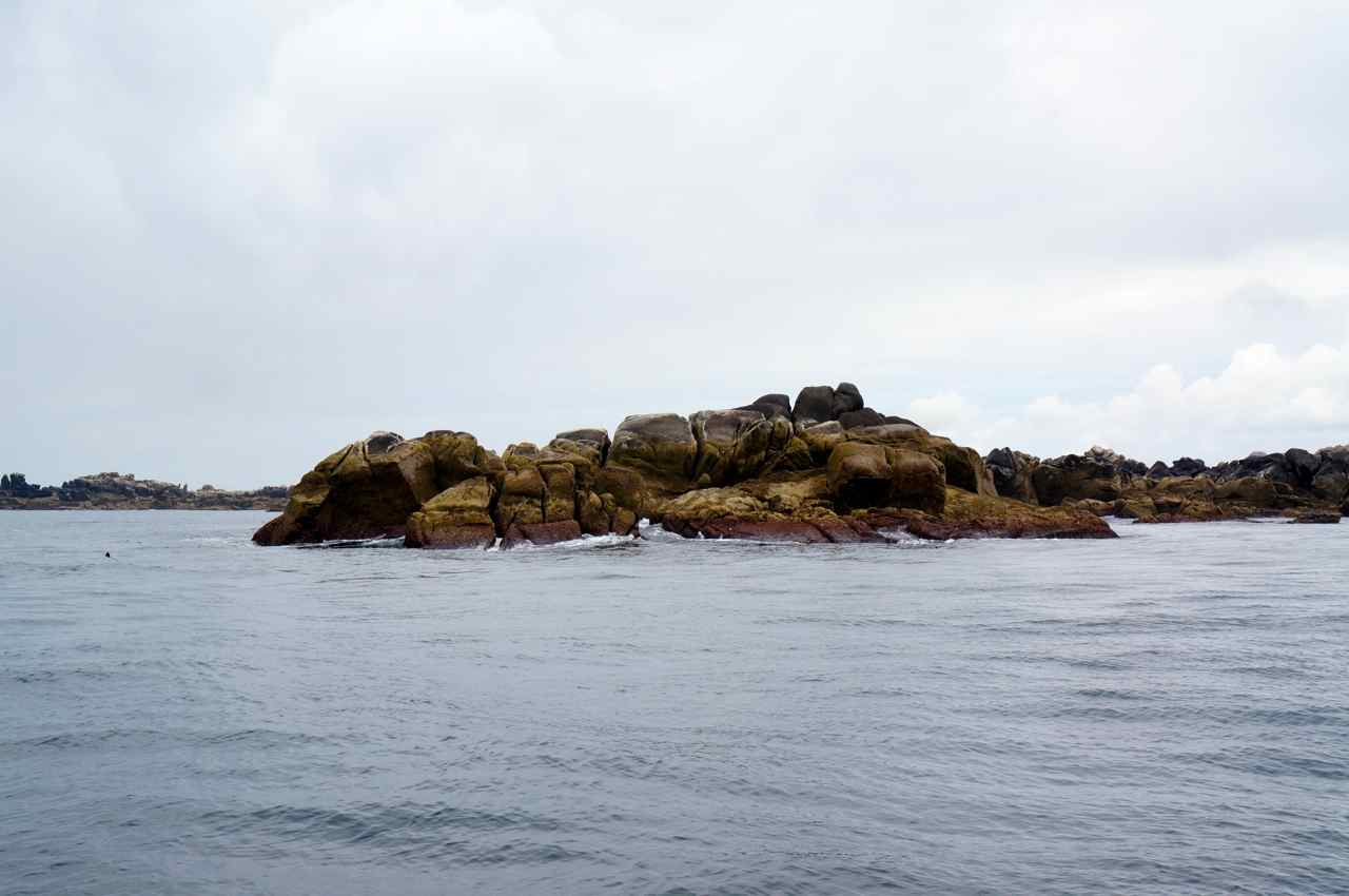 Western rocks Isles of scilly