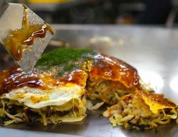 Hiroshima Okonomiyaki (The Best of Japanese Soul Food)