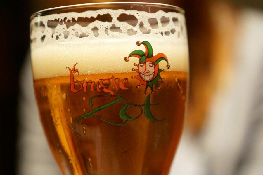 Brugge beer.