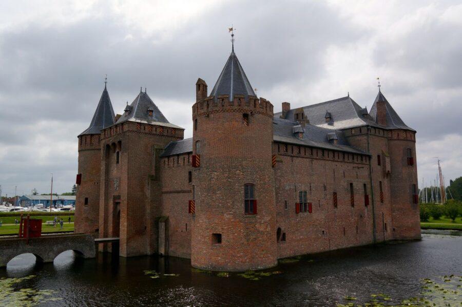 Muiden castle.