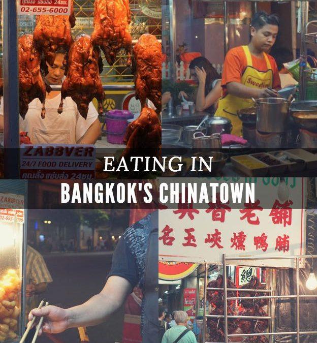 Eating In Bangkok's Chinatown