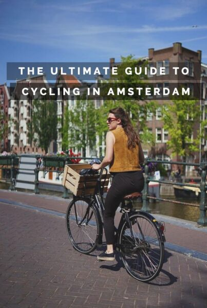 The Best Amsterdam Cycling Routes (Written By a Local)