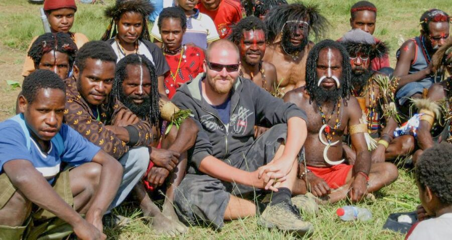 West Papua Dani Tribe