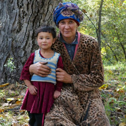 The People of Arslanbob Forest In Kyrgyzstan