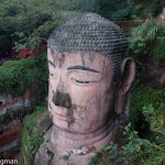 The Largest Stone Buddha In The World