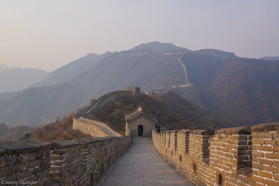 Beijing g Great Wall day trip