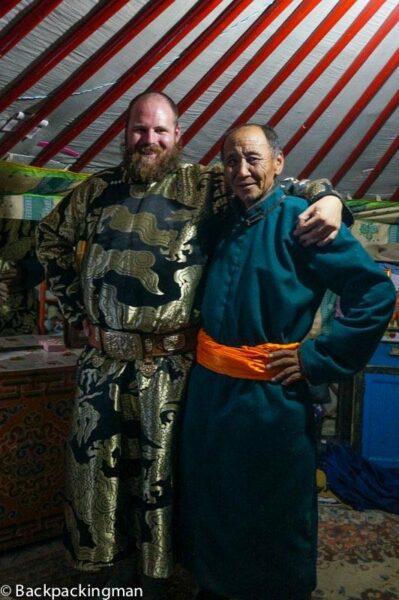 Mongolia nomad