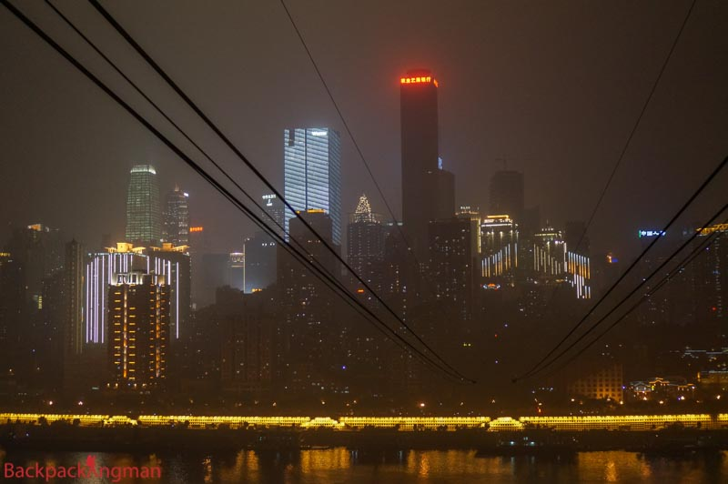 Portrait Of A City: Chongqing