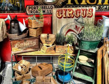 The Best London Markets (5 Markets Not to Miss For Shopping & Food)
