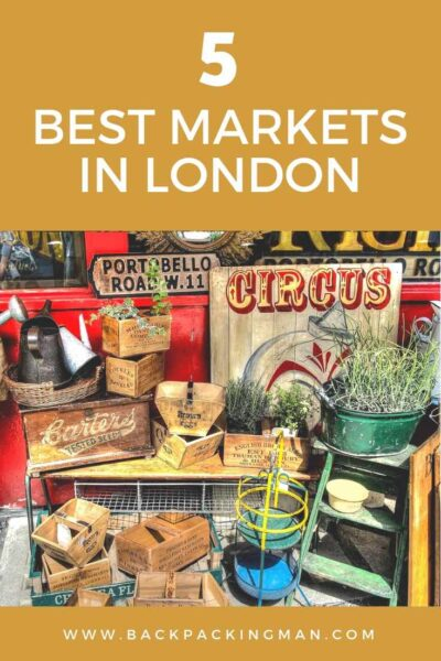 best London Markets