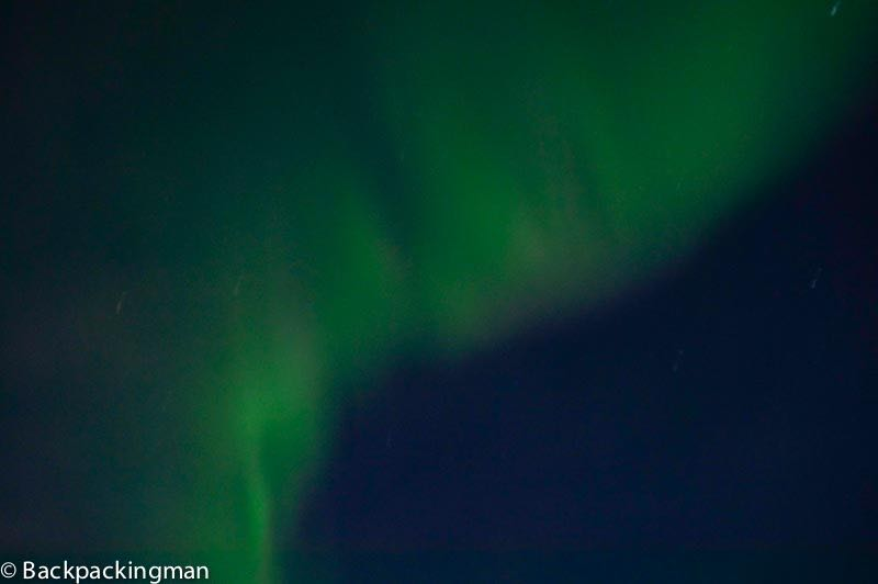 Seeing The Northern Lights In Longyearbyen