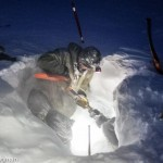 Extreme Weather Ice Caving In Svalbard