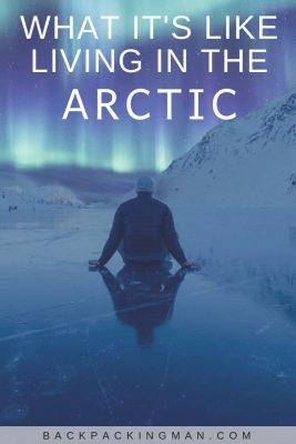 living in arctic travel