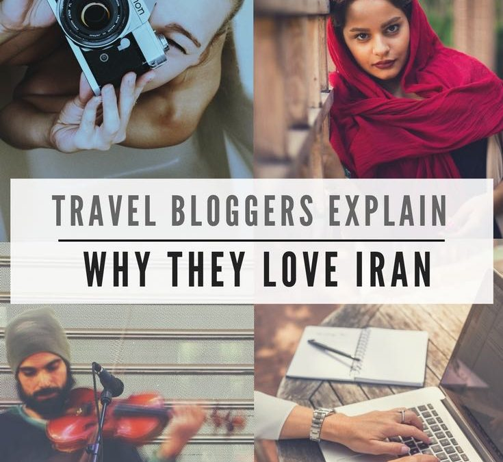Travel Bloggers Explain Why They Love Iran – Backpacking Iran