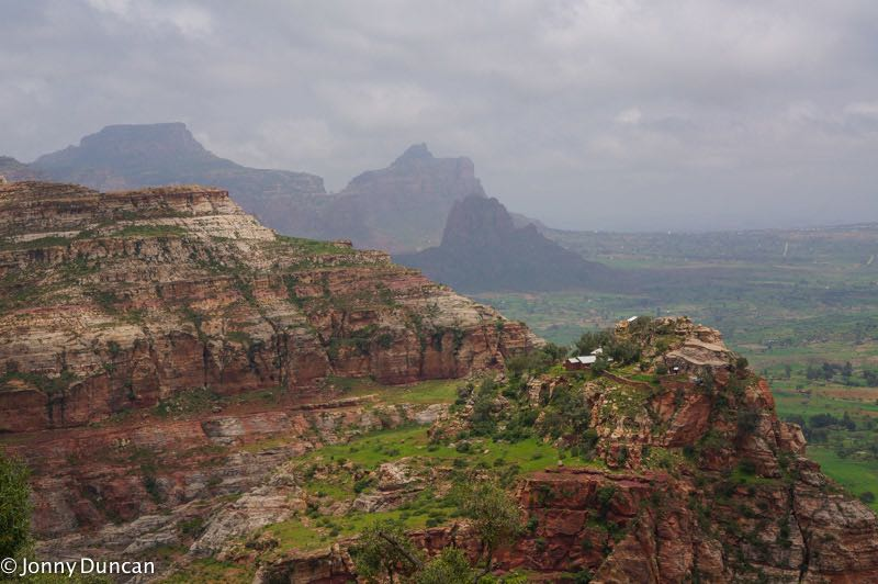 Monasteries of tigray