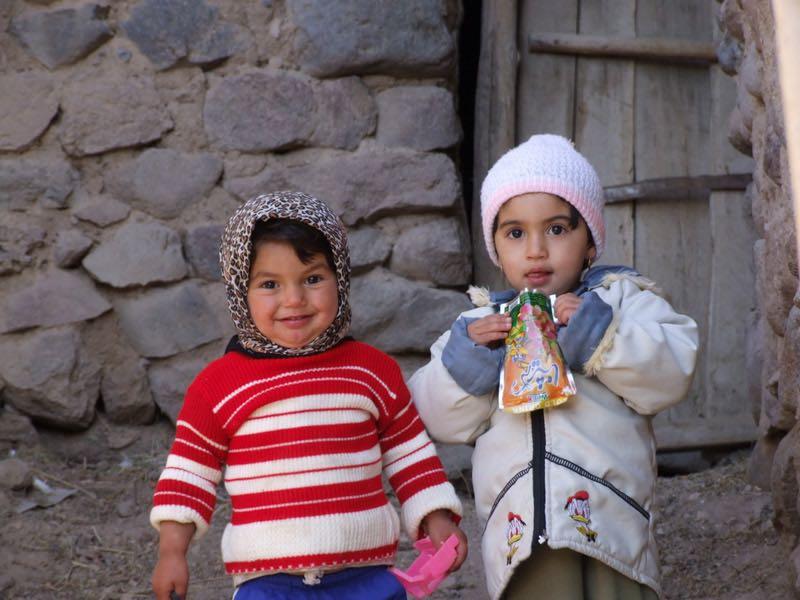 Children in Iran