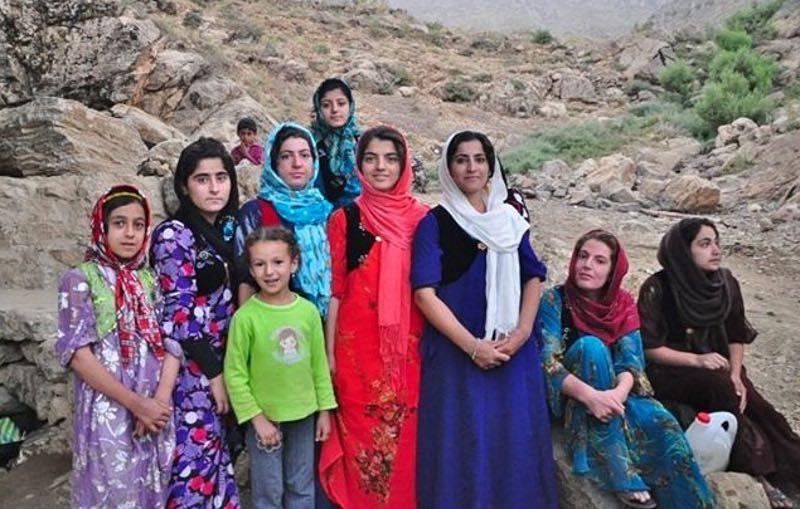 Iran family