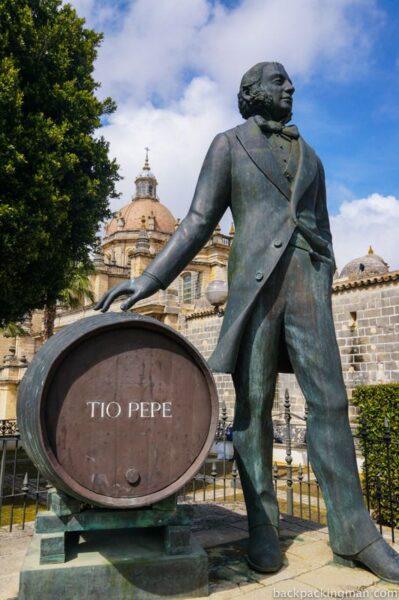 Sherry in Jerez