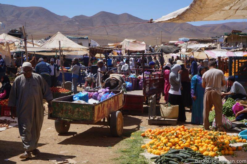 Agdz market