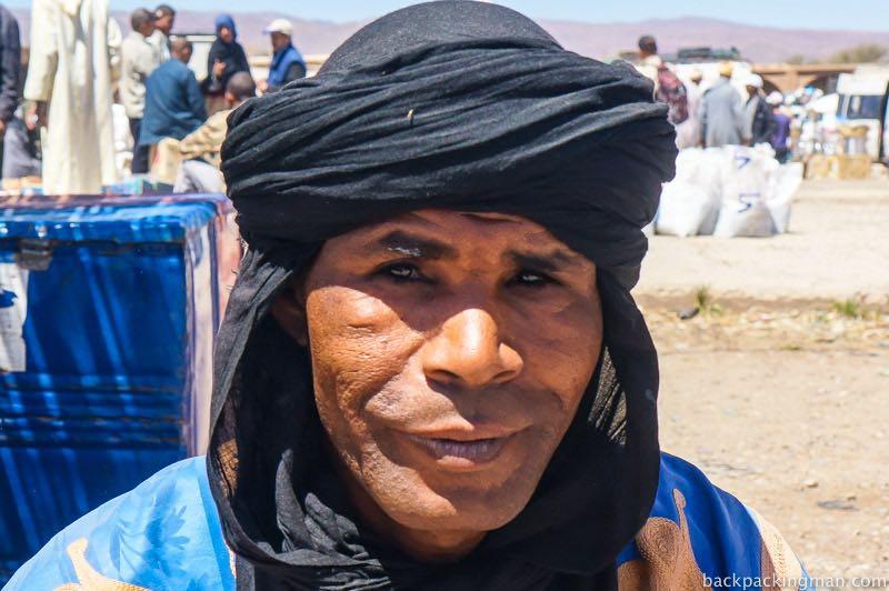 Desert trader Agdz