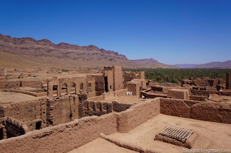 Kasbah Draa Valley Morocco