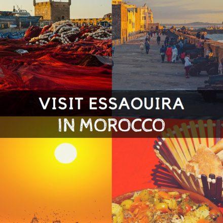 Explore The Seafood Paradise Of Essaouira In Morocco