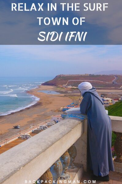 Relax In The Surf Town Of Sidi Ifni In Morocco