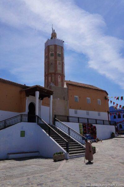 chefchaouen mosque