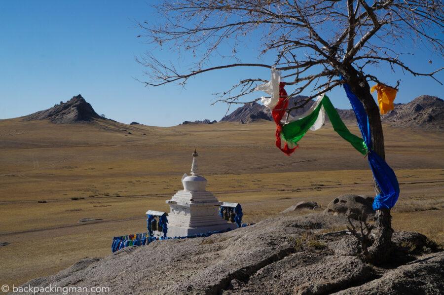 buddhist-stupa-mongolia
