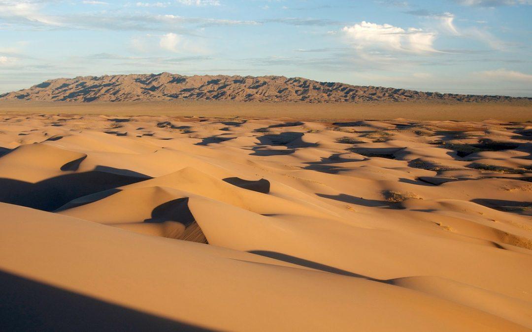 Backpacking in Mongolia – The Stunning Gobi Desert