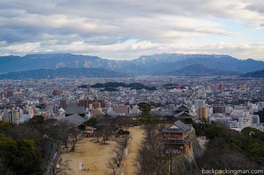 matsuyama-castle