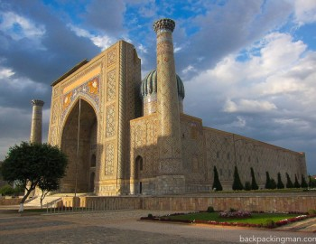Uzbekistan Cities For the Best Historic Buildings (Samarkand & Bukhara)