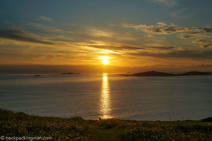 sunset-isles-of-scilly-samson